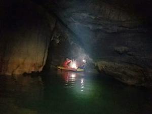 洞穴探测打开通向地下神秘世界之路