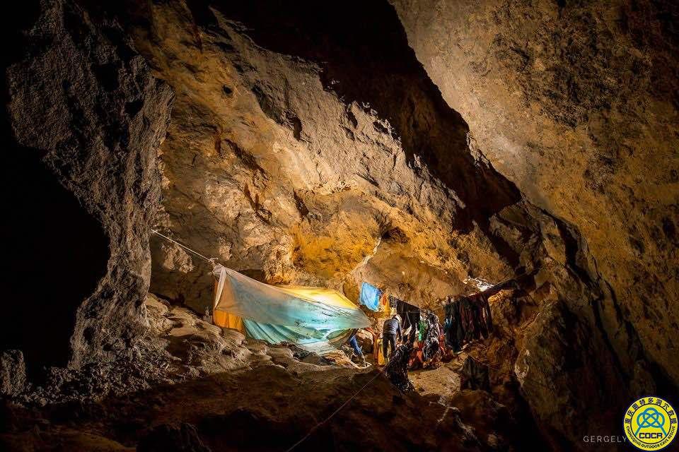 挑战深渊2018库鲁伯亚拉洞穴探洞计划