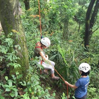 5月13日南山SRT基础培训暨攀绳体验