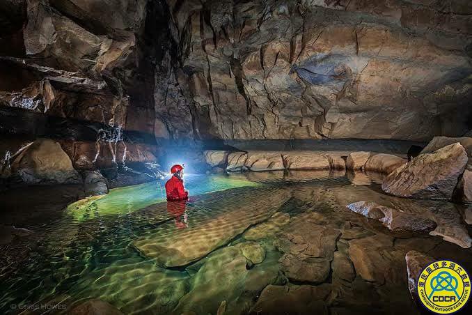 世界上最长的砂岩洞穴——普里洞