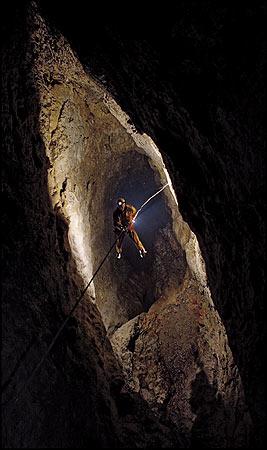 探洞者粉碎了世界洞穴深度记录——库鲁伯亚拉洞穴探险