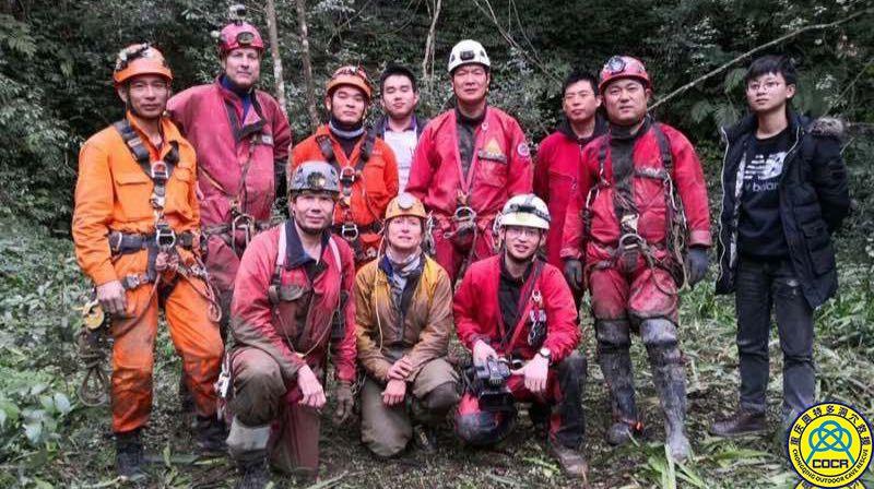 奥特多应邀为双河洞系成为亚洲最长洞穴探险活动保驾护航